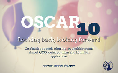 Celebrating 10 Years of OSCAR [Slideshow]